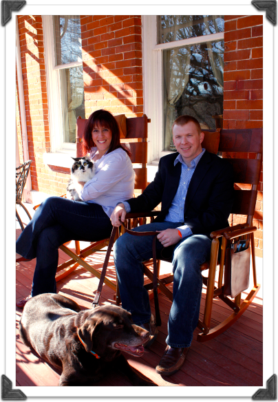 Kansas City MO Hotels, Lodging, Bed and Breakfast | Meet Jason & Kathy Ayers | Main Street Inn