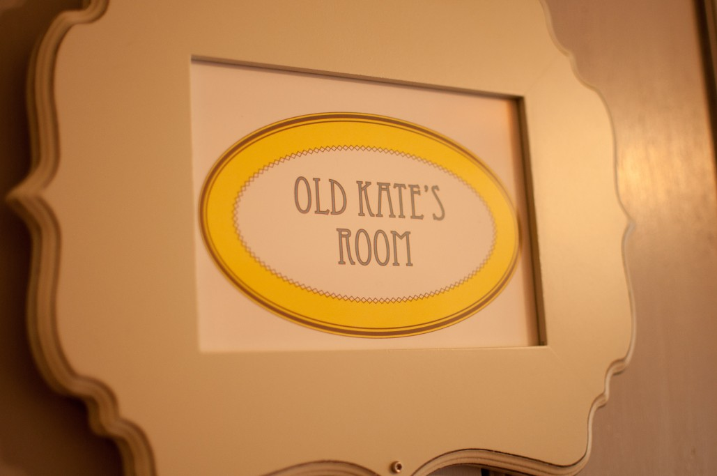 Old Kate's Room | Main Street Inn Bed & Breakfast