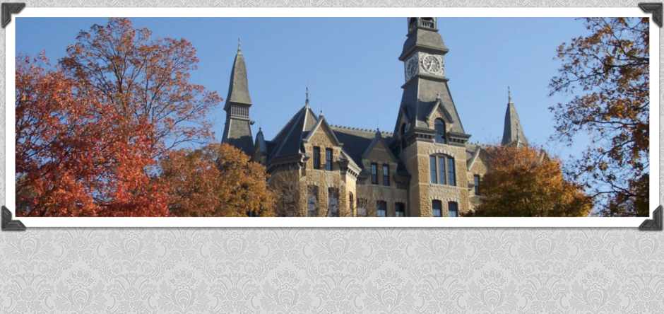 Park University ~ Founded in 1875 on land donated by Col. Park
