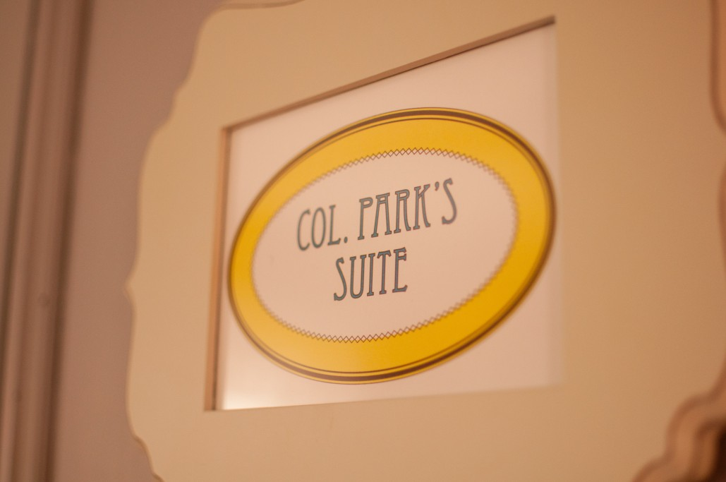 Col. Park's Suite | Main Street Inn Bed & Breakfast